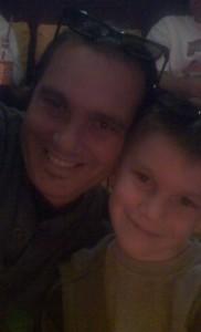 Rod & Jakob – March 2009