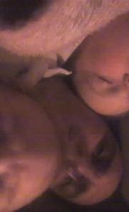 Rod with Sleeping Kiddos