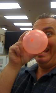 Rod R. Garcia is Bo-Bo the Clown!