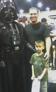 Rod, Jakob & Lord Vader