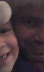 Rod & Jakob (Christmas Eve 2006)