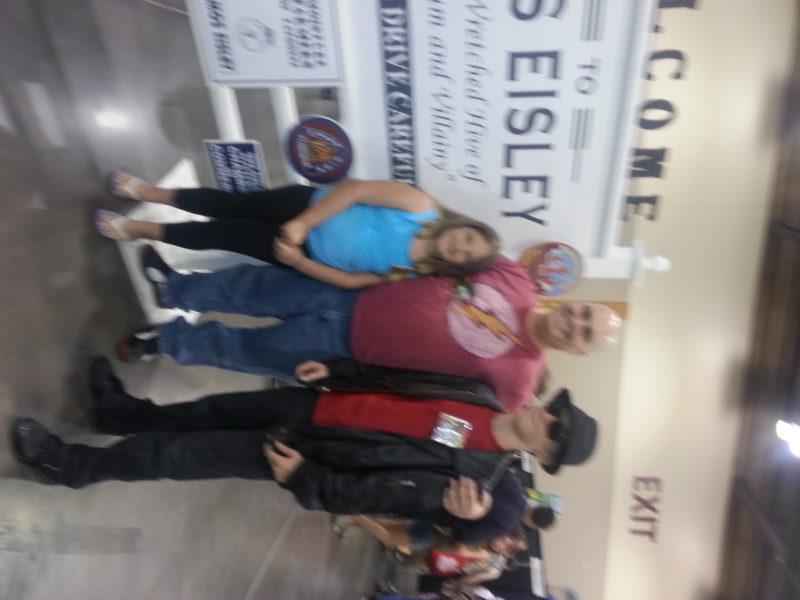 Rod, Jakob & Jordan at the Phoenix Comiccon 2014