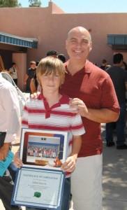 Rod & Jakob – 6th Grade Graduation!