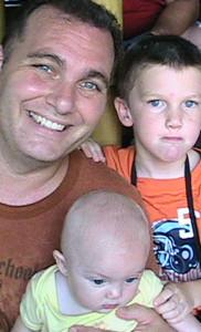 Rod, Jakob and Jordan (July 2006)