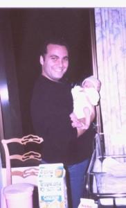 Rod and Newborn Jakob