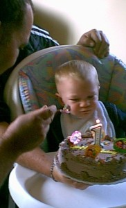 Rod and Jakob – 1st Birthday