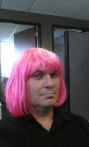 Rod R. Garcia supports Breast Cancer Awareness…
