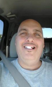 Rod R. Garcia… after the Dentist…