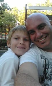 Rod and Jakob